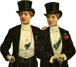 Vintage Tuxes